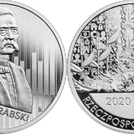 Images and prices of coins Stanisław Grabski